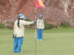 Drain Putts In Thailand