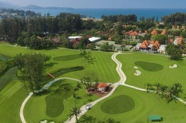 Golfing on the Enchanting Island of Phuket