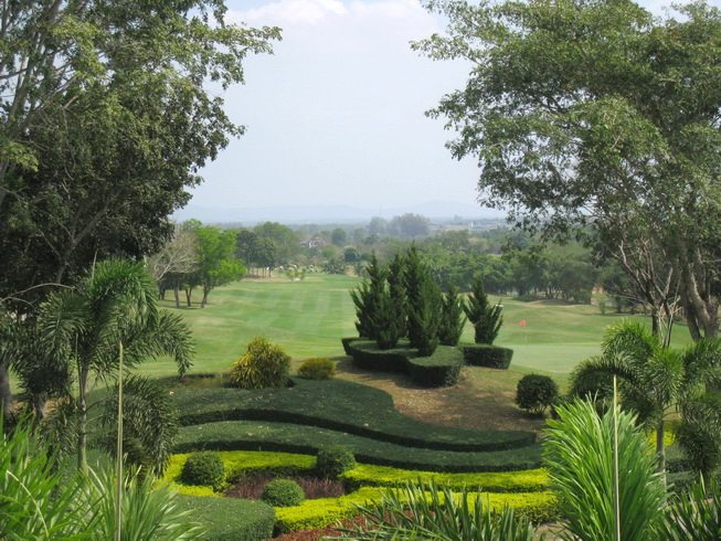 Greenwood Golf Pattaya