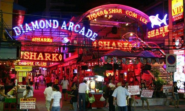 Nightlife Pattaya