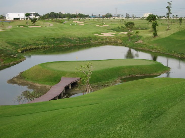 Riverdale Golf Club, Bangkok Thailand