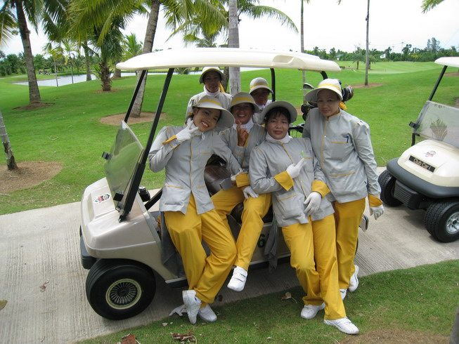 Thai Caddies