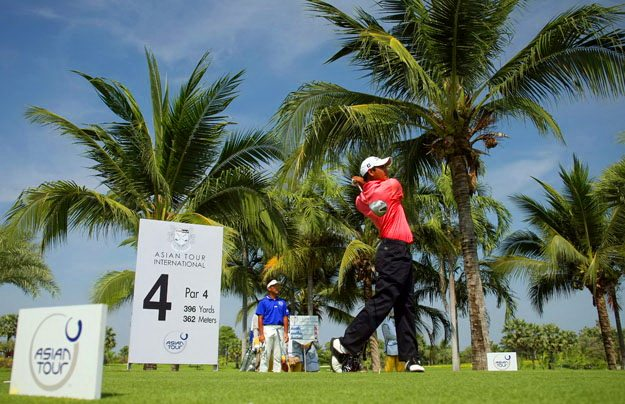 2010 Asian Tour International