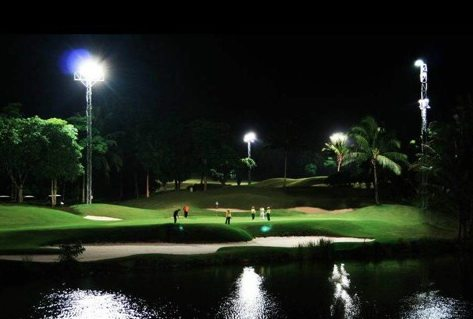 Thailand Night Golf