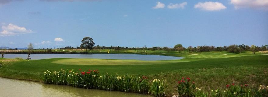 Siam Country Club Waterside Course