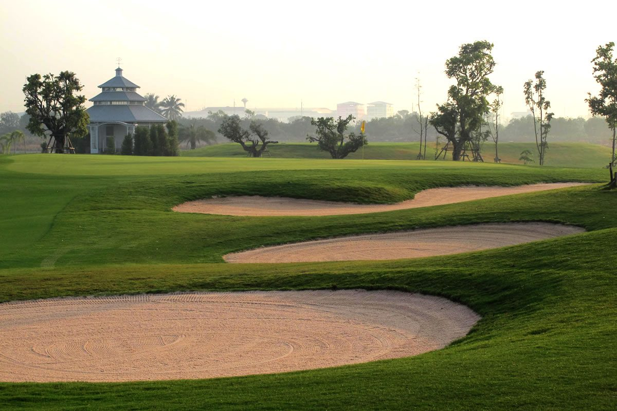The Royal Gems Golf & Sport Club