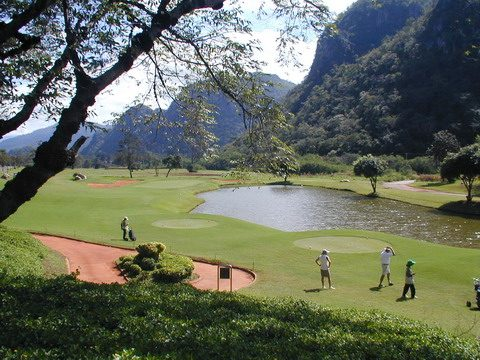 Khao Yai Golf Club